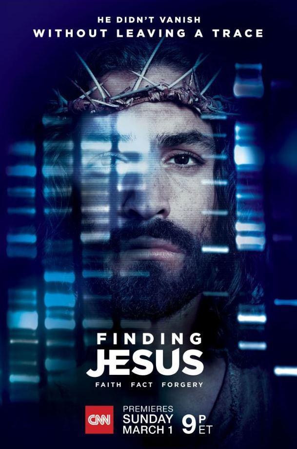 Finding Jesus Image