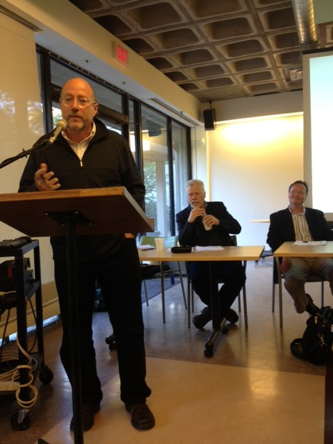 Stephen Patterson presents, with respondents John Kloppenborg and Mark Goodacre.